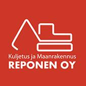 Kuljetus ja Maanrakennus Reponen Oy Kuljetus ja Maanrakennus Reponen Oy